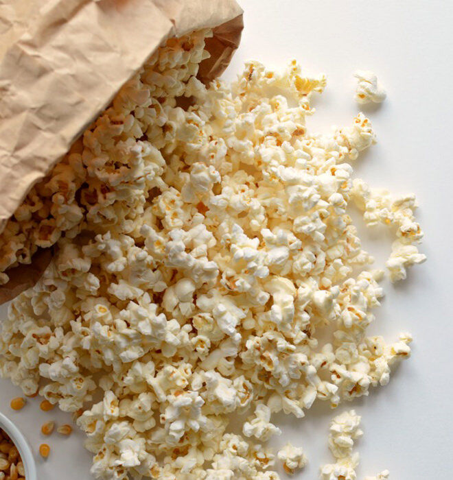 Yummy Popcorn - what to include in a Night Before Christmas Box