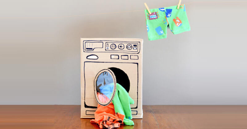 21 Clever Ways To Get Creative With Cardboard Mum S