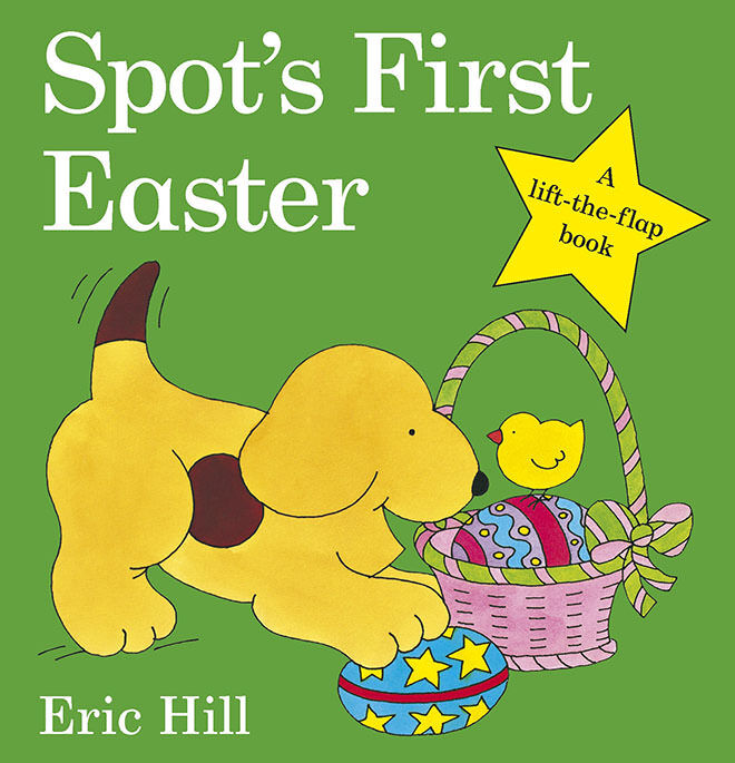 Spot's First Easter - books to read to your kids about Easter.