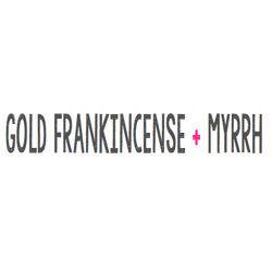 Gold Frankincense + Myrrh