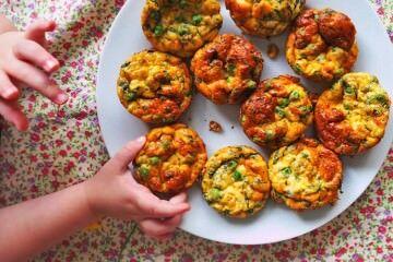 18 finger food ideas for babies