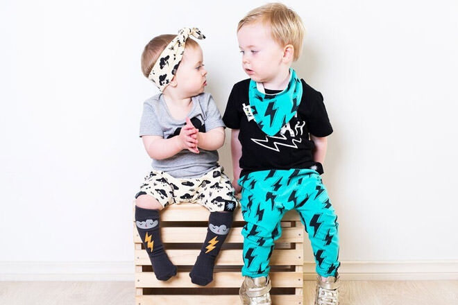 Kapow kids fashion