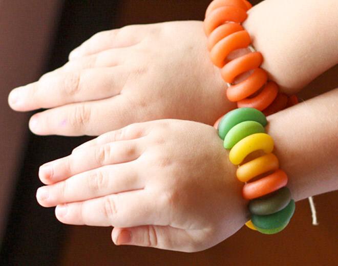 Pasta bracelet