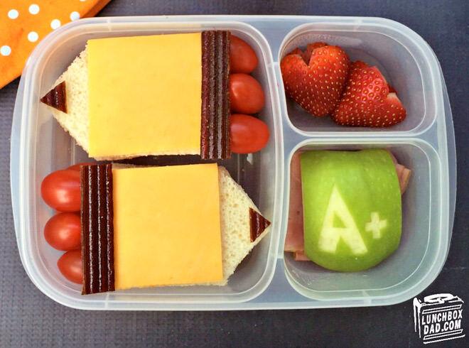 School bento lunch box