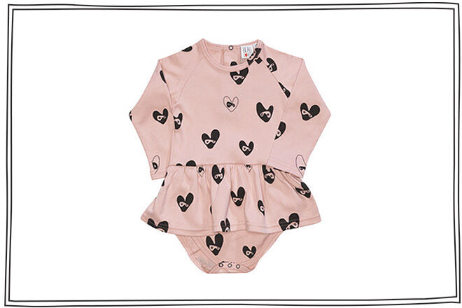 11 Cute Onesies For Baby S First Valentine S Day Mum S Grapevine