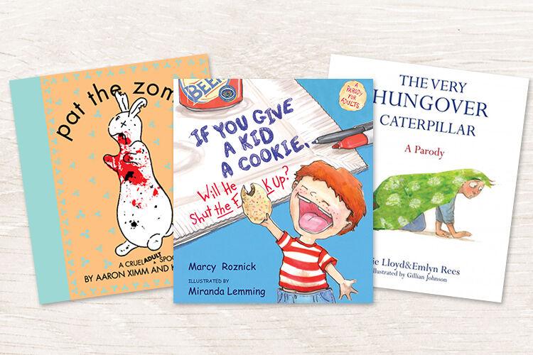 23 Adult parody books   Mum's Grapevine