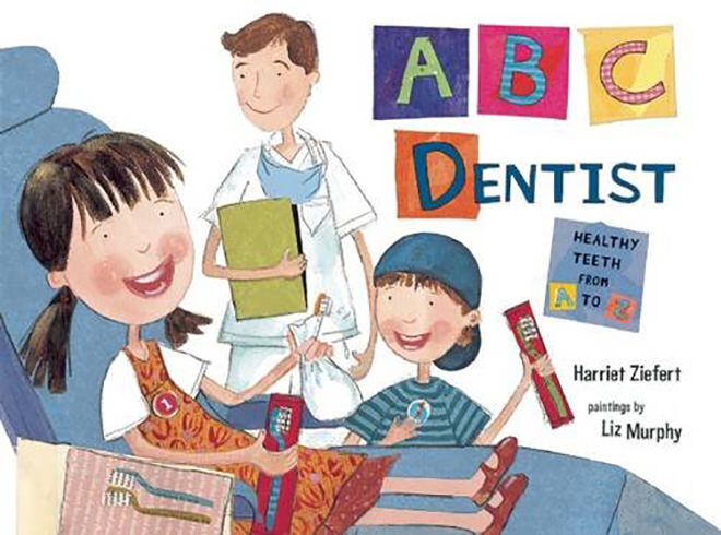 ABC Dentist - books to prepare your child for visiting the dentist.