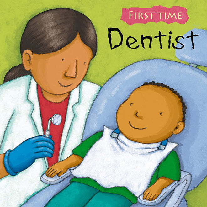 First Time Dentist - how to get the kids ready for their first trip to the dentist.