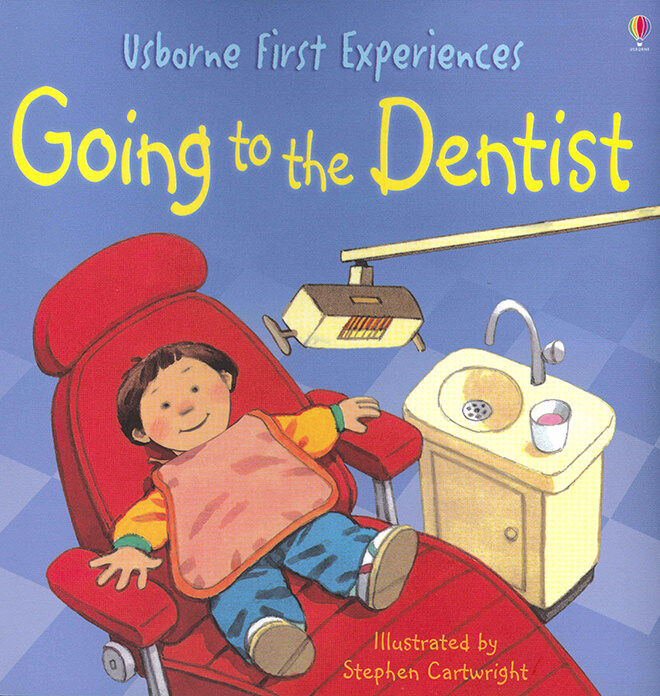 Going to the Dentist - how to get the kids ready for their first trip to the dentist.