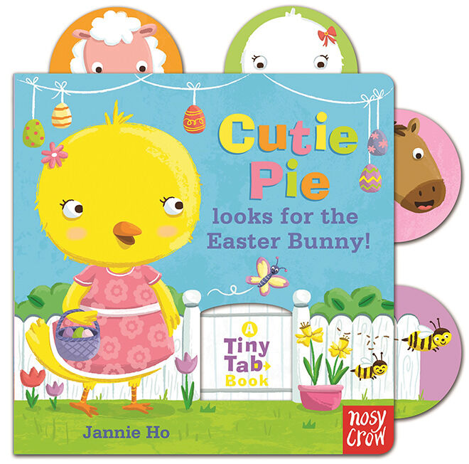 Cutie Pie Looks for the Easter Bunny - books for kids about Easter.
