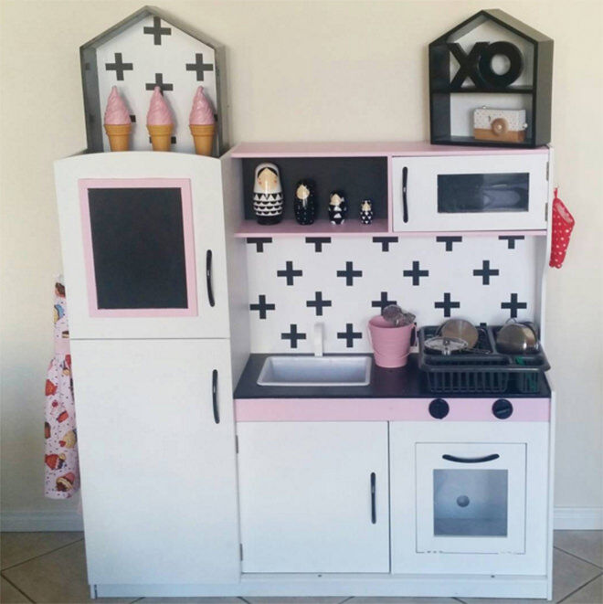 Crosses Love   The Best Hacks Of The Kmart Kids Kitchen.