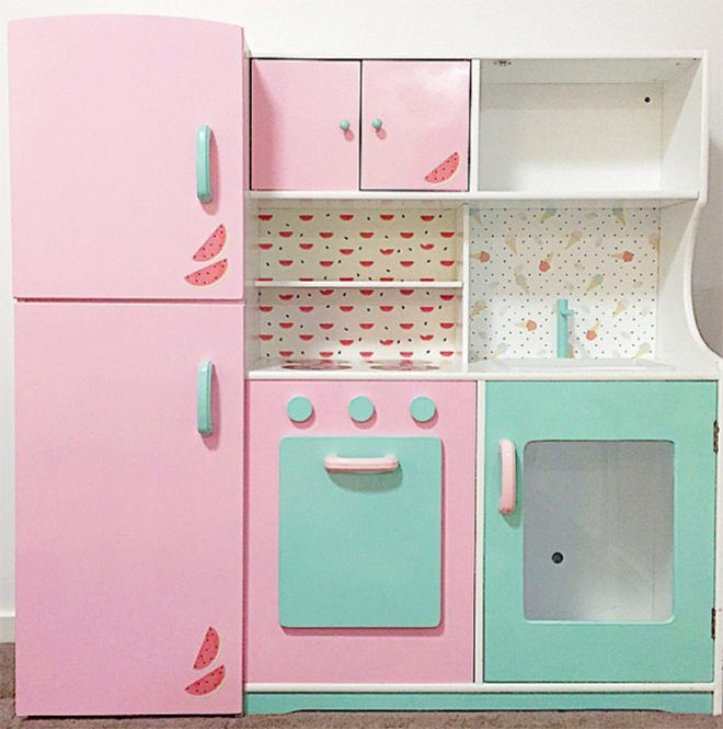 Minty fun - the best hacks of the Kmart Kids Kitchen.