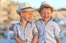 Age gaps between kids