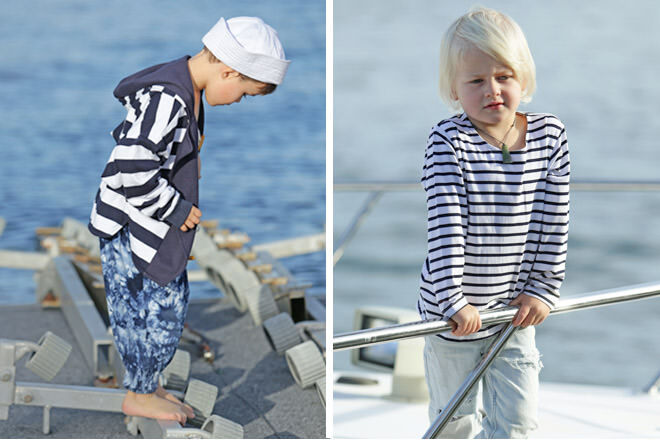 Duke of London; boys' fashion; Salty Sea Dogs