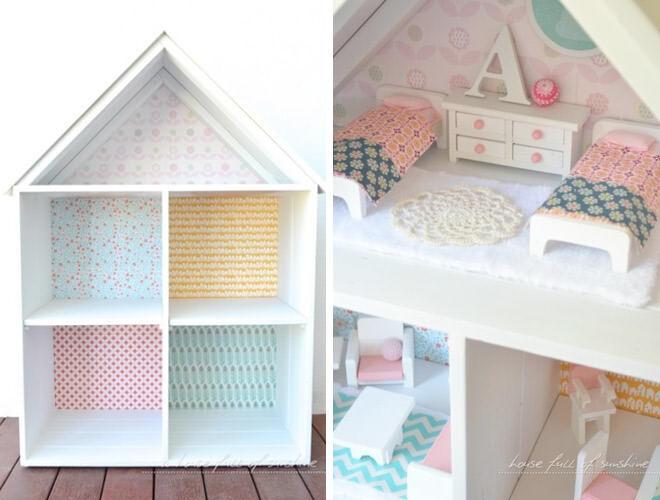 14 Modern Day Diy Dolls House Renovations Mum S Grapevine