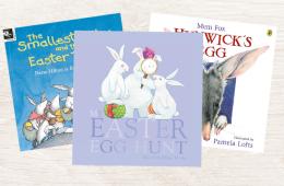 The Easter Egg Hunt Book