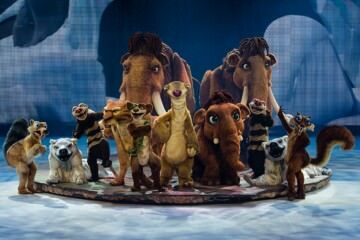 Ice Spectacular Ice Age Live