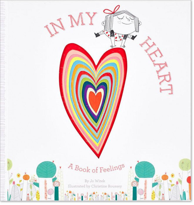 Book Review: In My Heart