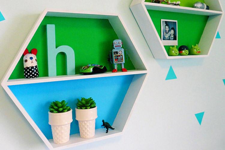 Cool Kmart hacks for kids rooms