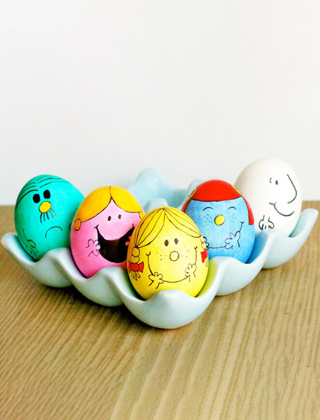 17 cracking Easter egg decorating ideas
