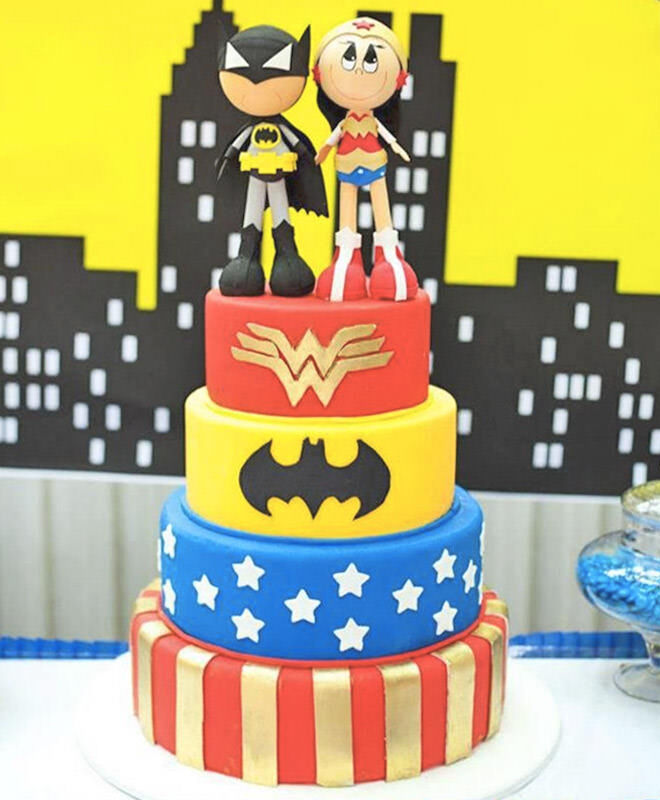 Cakespiration 13 Superhero Cakes For The Ultimate Party
