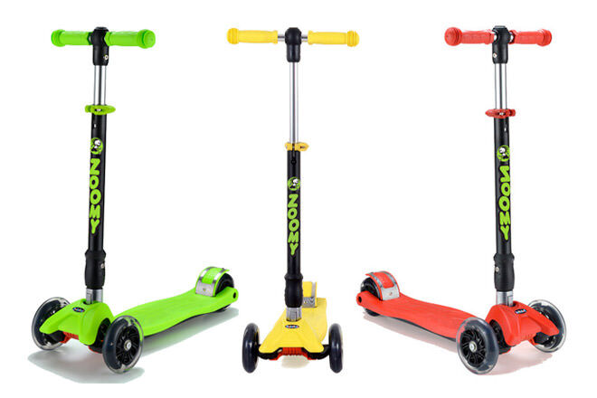 Zoomy Leisure scooters