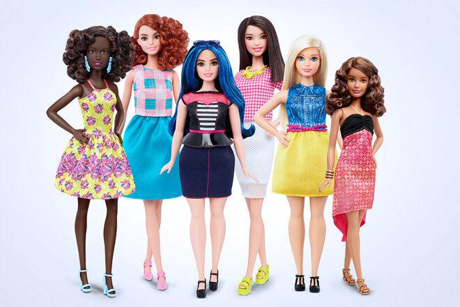 Barbie Evolved