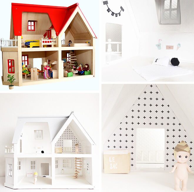 Charley's Style of Life - How to do a DIY Dolls House Reno.