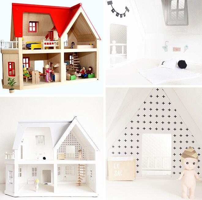 14 Modern Day DIY Dolls House Renovations