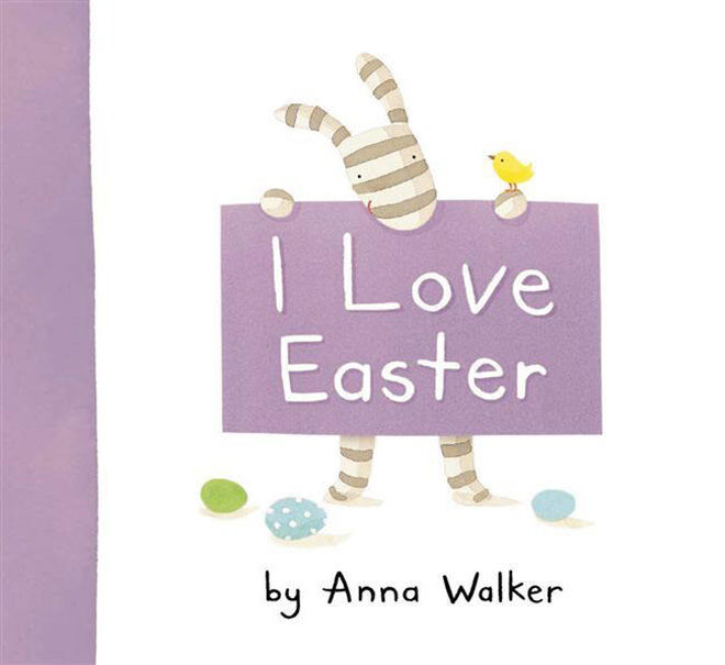 I Love Easter Kids Picture Book