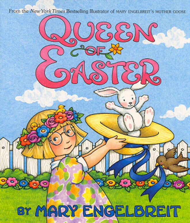 Queen of Easter Kids Picture Book