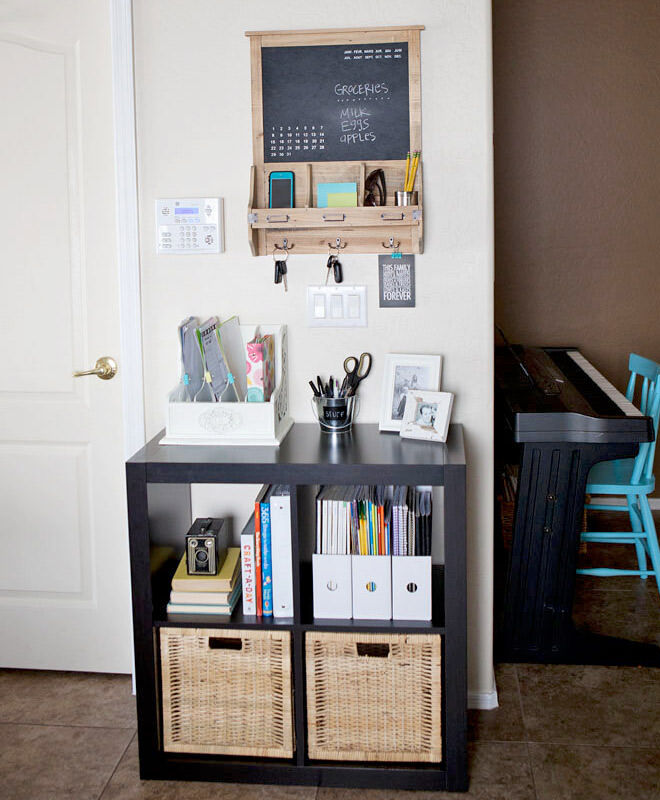 Family command station by Simply as That