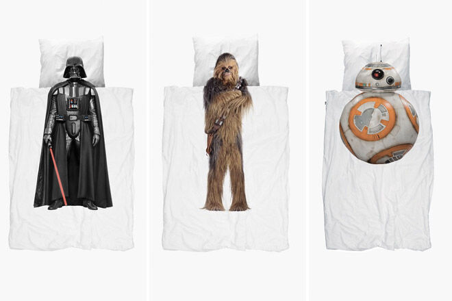 Snurk Star Wars Doona Covers