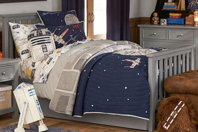 Star Wars children's bedding