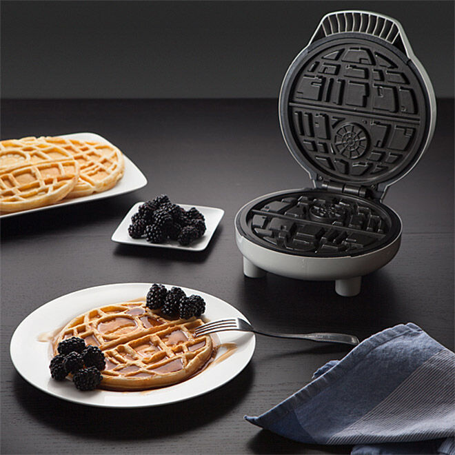 Death Star Waffle Maker - Star Wars Gift Guide