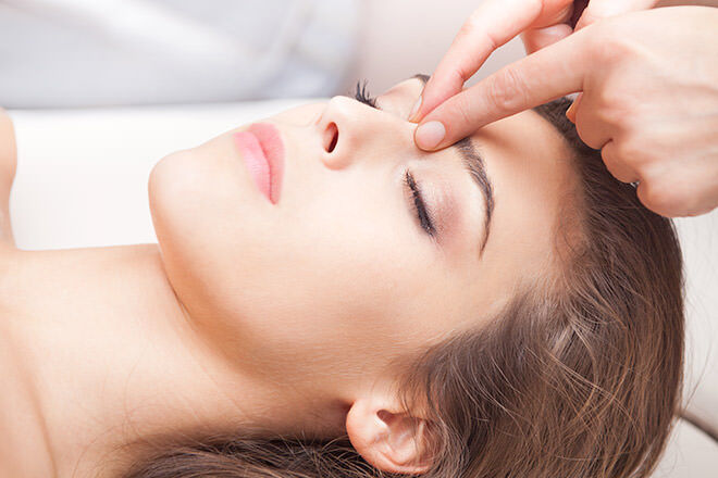 Acupressure is said to induce labour by targeting pressure points