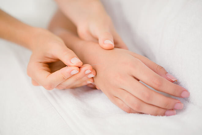 acupuncture can bring on labour by correcting the flow of energy in the body