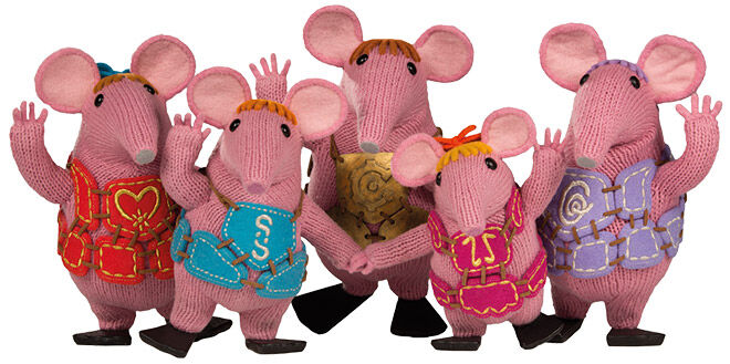 Clangers on ABC Kids
