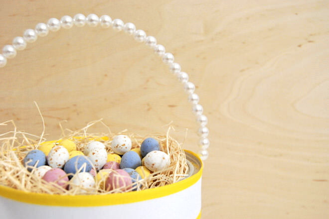 31 DIY Easter baskets for your little bunnies