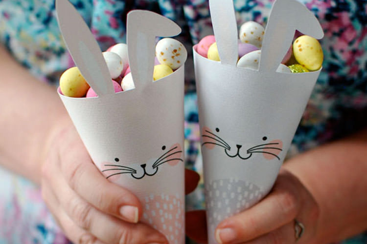 Make your own cute egg collecting baskets
