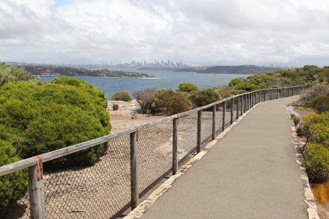 Fairfax-Sydney-Walk