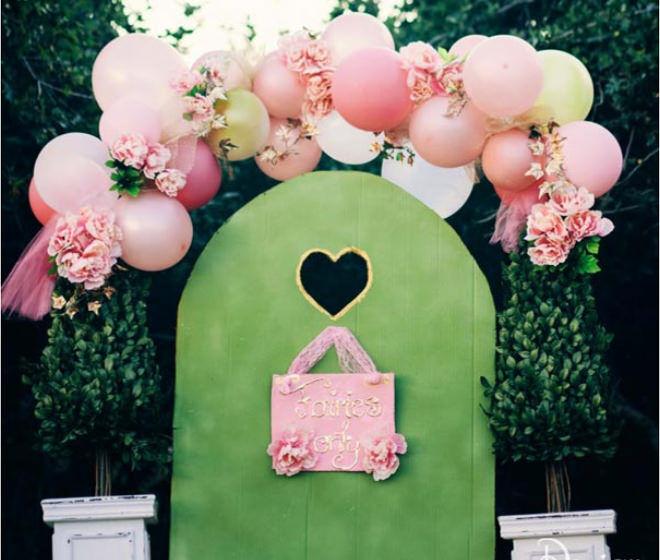 Fairy-Balloon-Arch-Decoration