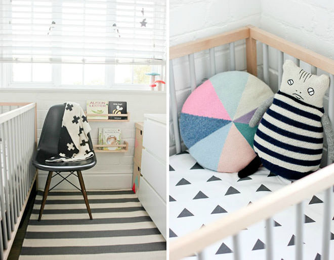 Erin Michael - how to make your $99 IKEA Cot look like a Million bucks.