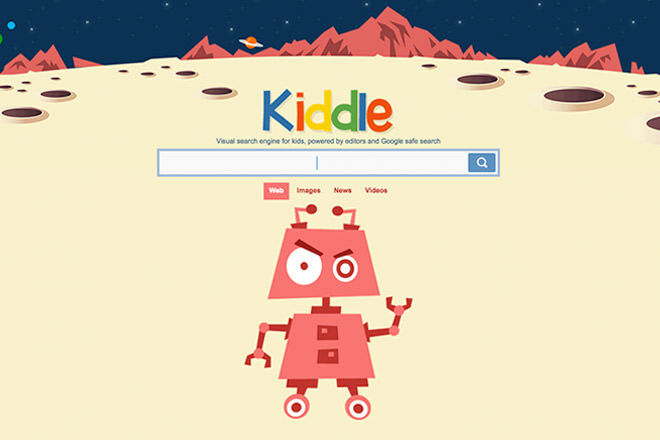 Kiddle visual search engine for kids