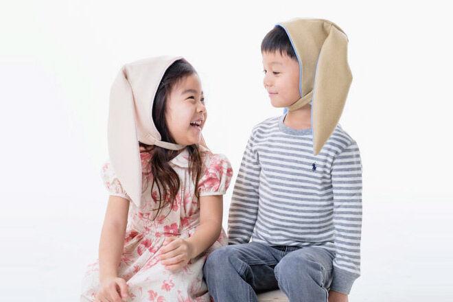Little Goodall Luxe Bunny Hat