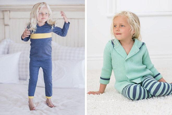 Merino-Pyjamas