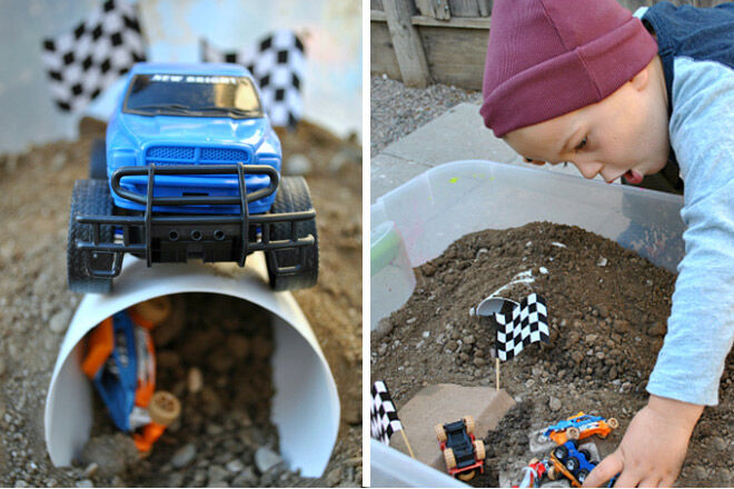 Monster-truck-outdoor-race-track