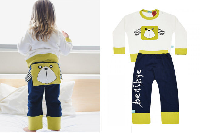 ErgoPouch Kids Easter pajamas
