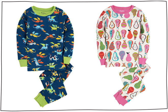 Hatley Kids Easter pajamas