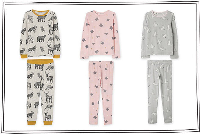 Country Road Kids Easter pajamas